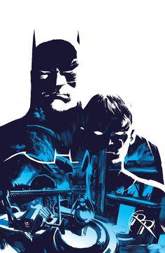 Tim Drake Batman