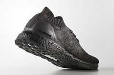 Triple Black Adidas Ultra Boost Uncaged   Sole Collector