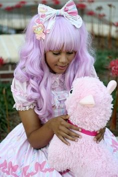 Sweet Lolita - Lolita Fashion