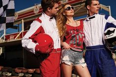 Campaign, Feminine, Spring Summer, Fashion Outfits, How To Wear, Clothes, Women, Style, Women's