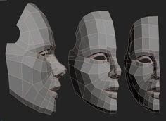 Blender 3d, Blender Models, 3d Model Character, Character Modeling, Face Topology, Human Body Model, Maya Modeling, 3d Human, Low Poly Models