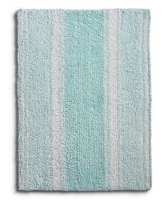 Last Act Martha Collection Cotton Reversible 20 X 32 Bath Rug Created For Macy S