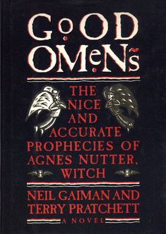 Good Omens - Neil Gaiman and Terry Pratchett