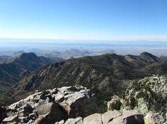 Emory Peak Add to trip Big Bend National Park, TX highest peak in the park