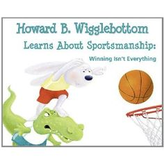 This book introduces 4-8 year olds to concepts like respect, camaraderie, teamwork and the pleasure of playing sports and games for the fun of it. The tenth book in the award winning Howard B. Wigglebottom series. Tips and lessons are included Reviews/support resources are available at wedolisten.com.