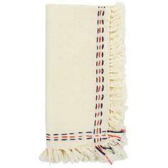 St.Barts Handwoven Frayed Napkins