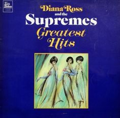 Diana Ross And The Supremes – Greatest Hits STML 11063  Winyle Funk Soul   Vinyle