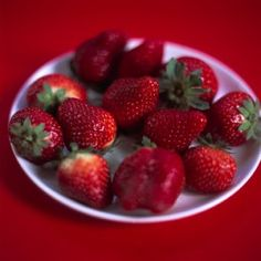 Berries are full of antioxidants and antioxidants fight free radicals those damage our skin. Read more www.naturalbeautyauthority.com