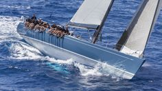 Swan 82 Alpina. Photo Credits: Carlo Borlenghi/Superyacht Media.