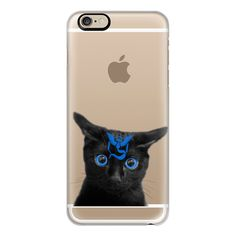 Pokemon Go -Mystic team- Cat - iPhone 6s Case,iPhone 6 Case,iPhone 6s... ($40) ❤ liked on Polyvore featuring accessories, tech accessories, iphone case, clear iphone cases, iphone cover case, iphone cases, apple iphone cases and slim iphone case