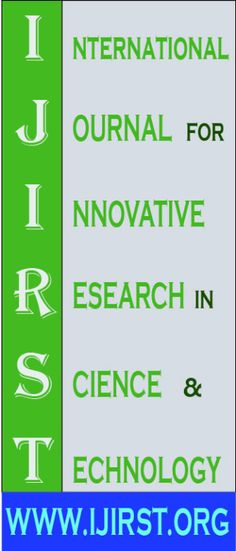 """Top Rated International Journal  Recommanded By Most of University """"""""CALL FOR PAPER"""""""" Impact Factor : 1.638  ISSN : 2349-6010  Publish Your Research article with ijirst.org   We Accept Only Quality Papers...  No Profit No loss International Journal to Promote Research Scholar..  www.facebook.com/ijirst  submit Your Article : www.ijirst.org"""