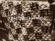 Packers quilt..