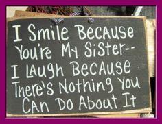 I smile... I laugh... Bwahaha @Kimberly Montgomery