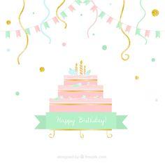birthday-background-in-pastel-colors_23-2147599400.jpg (626×626)