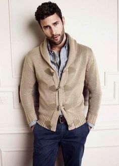 Noah Mills Goes Casual for H.E. by Mango Spring/Summer 2012