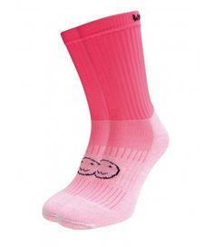 Sports fluoro pink Calf Socks, Funny Socks, Sport Socks, Calves, Perfect Fit, The Originals, Sports, Fabric, Pink