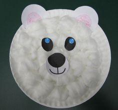 polar bear ideas preschool - Google Search