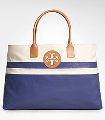 DIPPED DRAWSTRING BEACH T from Tory Burch at 150 WORTH.