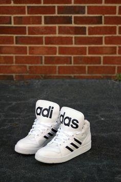 Jeremy Scott Adidas Instinct Hi