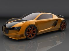 Audi RSZ Concept - Audi Wallpaper ID 1580453 - Desktop Nexus Cars
