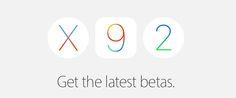 La sexta beta de iOS 9.3, watchOS 2.2 y tvOS 9.2 ya están disponible