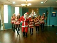 CHRISTMAS DANCE (crazy frog - jingle bells) by FUZION DANCERS - YouTube