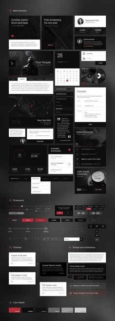 Royal UI Kit by Erigon on @creativemarket