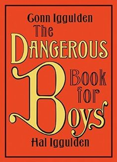 (8yr old) The Dangerous Book for Boys