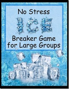 This is a fun idea for an ice breaker game for your next family reunion or fam. This is a fun idea for an ice breaker game for your next family reunion or family party. Quick Ice Breakers, Ice Breakers For Women, Teen Ice Breakers, Meeting Ice Breakers, Math Ice Breakers, Teacher Ice Breakers, Youth Group Ice Breakers, Icebreaker Activities, Activities For Girls