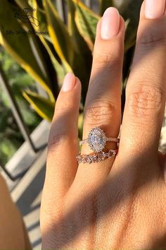 Celebrity Engagement Rings, Rose Gold Engagement Ring, Vintage Engagement Rings, Diamond Wedding Bands, Wedding Rings, Gold Jewelry, Jewelry Rings, Unique Jewelry, Fine Jewelry