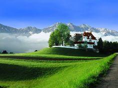 Love the scenery...