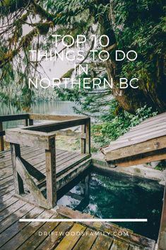 Canada's Northern BC offers a pristine mountain wilderness that is off the beaten path . Here are our top 10 things to do to explore this remote region. Adventure Tours, Adventure Travel, Great Places, Places To See, Stuff To Do, Things To Do, Nature Sauvage, Travel Guides, Travel Advice