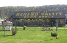 Renfro Valley, Mt. Vernon, Rockcastle County, Kentucky