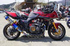 Honda CB 1300 Beautiful