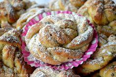 Authentic Swedish cardamom buns