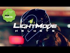 Direct Webmaster -Une idée lumineuse ! les casques lumineux débarquent sur les fashion motards