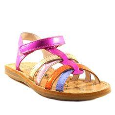 473A TTY YELENA MULTICOLOR www.ouistiti.shoes le spécialiste internet #chaussures #bébé, #enfant, #fille, #garcon, #junior et #femme collection printemps été 2016