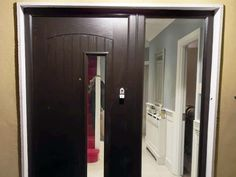 The ROME door in Bog Oak, left side panel with triple glazed glass TG132, from 1900.00. Low threshold, 77mm frame, 65mm thick door, Lever Lever inline handle (it will open from outside) with all hardware in bright chrome Single Palladio Door Collection with frame, lever lever handle, no letterbox, from €1600.00. Palladio Door Collection with frame and ONE side panel from €1900.00. Palladio Door Collection with frame and TWO side panels from €2350.00 083 344 7775 / 086 213 1133