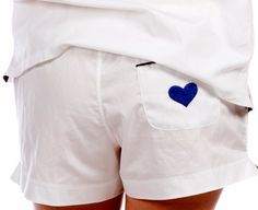 "Charmajesty Linens ""CHAR SHORTS "" Short Stories  pick you  pocket and monograms Best bridesmaid gift!! charmajesty.com"