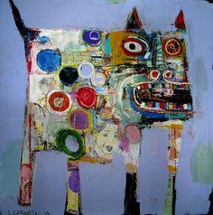Lyle Carbajal 'Gato' #illustration