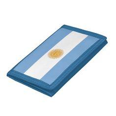 Argentina flag wallet