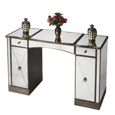 I pinned this Levens Vanity from the Whitaker Home event at Joss and Main!