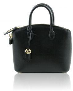 TL BAG TL141265 Saffiano leather tote - Small size