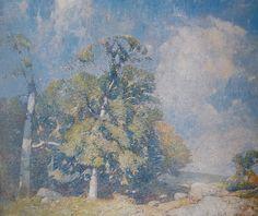 Emil Carlsen A Freshening Breeze, ca.1917