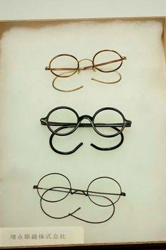 Vintage Masunaga frames circ. 1930's.