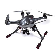 Walkera Scout X4 Ready to Fly FPV RC Quadcopter with Ground Station