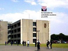 Estudiantes y docentes del  Instituto Politécnico Nacional (IPN) reiniciaron clases tras 2 meses de paro y las vacaciones.
