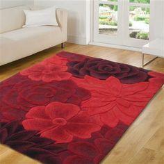 rojo alfombras florales alfombras de diseo alfombras rojas patrones de alfombras alfombras modernas diseos florales alfombras de lana textura