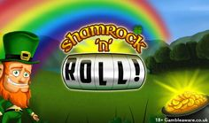 Shamrock n roll, Find a pot of gold , Music from flute,so told; Jackpot to win,foretold! https://www.jackpotmobilecasino.co.uk/games/slots/shamrock-n-roll/ #poetry #casinogames #slots