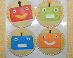 Resultado de imagen para robot cookies